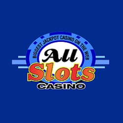 all slots logo casino 200
