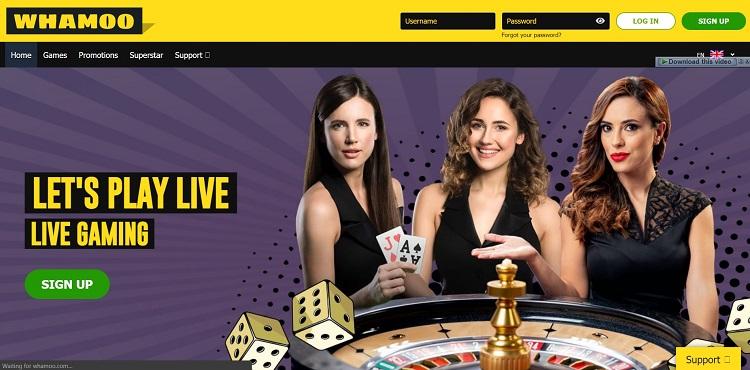 Whamoo Casino pic 1